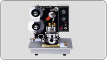 Ribbon Hot Printing Machine (Motorized)